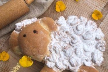 Lammetjesbrood